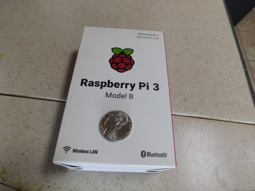 Raspberry PI 3 plus