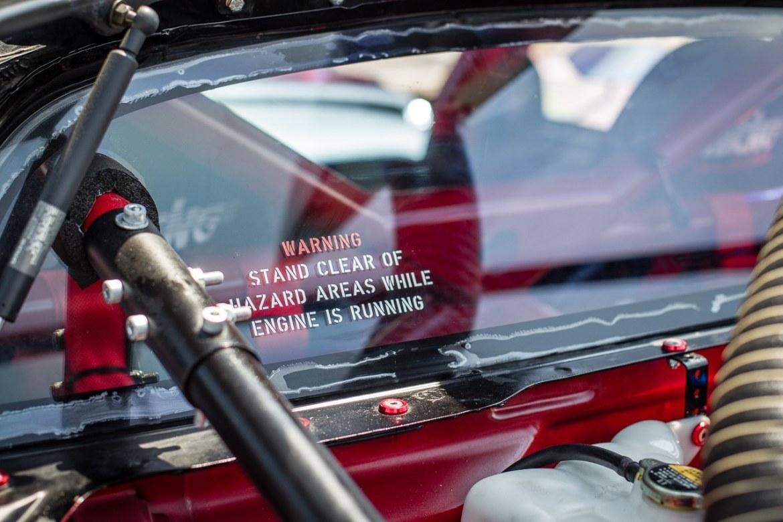 Honda NSX Time Attack