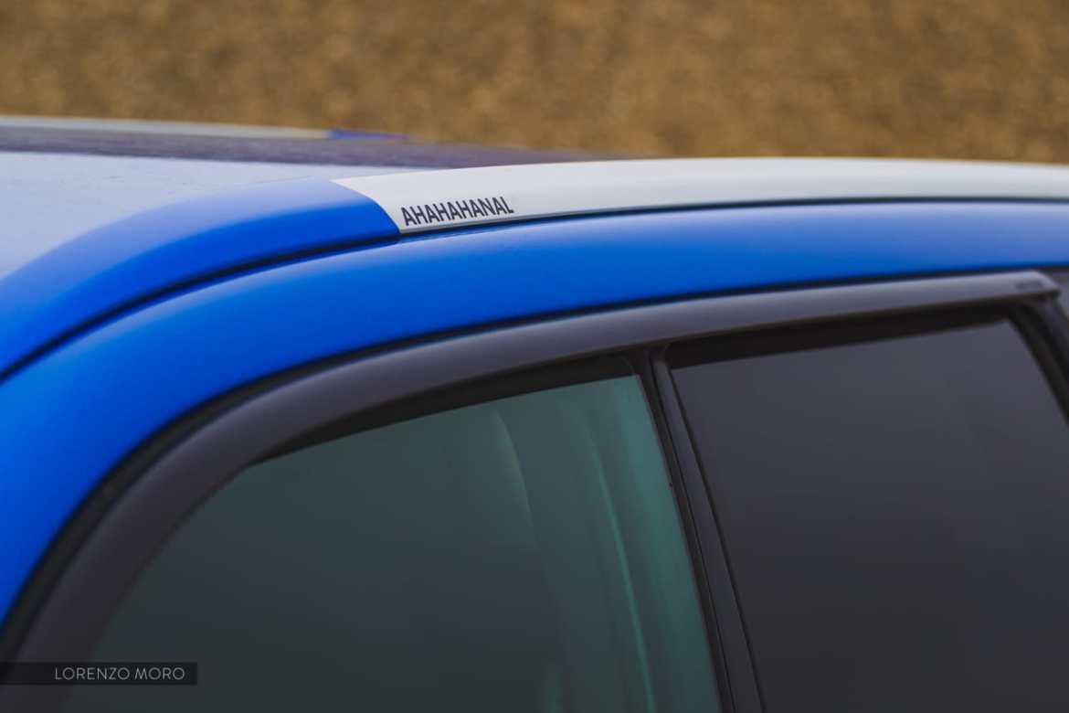 Forester STI detail 2