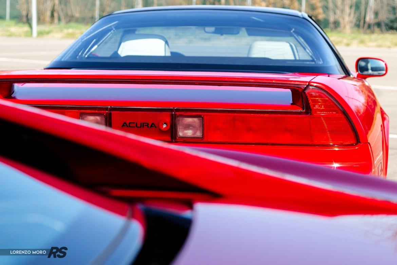 Honda NSX prima serie