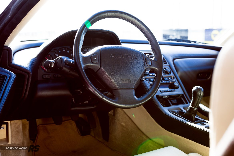 Honda NSX interni