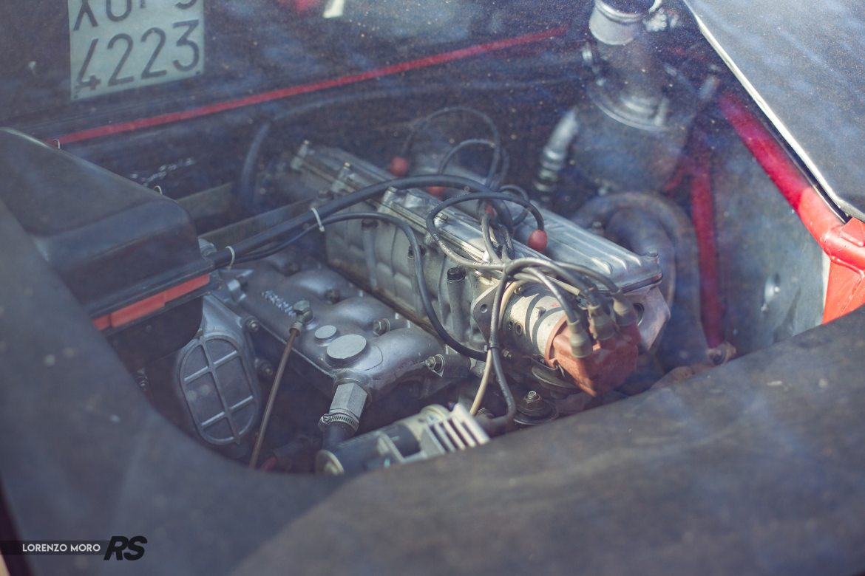 Lancia 037 stradale motore