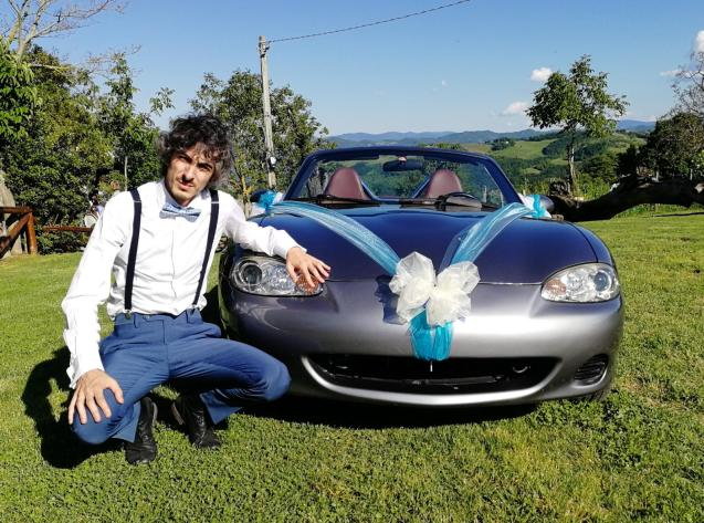Mazda MX-5 matrimonio