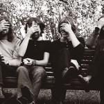 Pink Floyd. Photo: Hipgnosis © Pink Floyd Music Ltd
