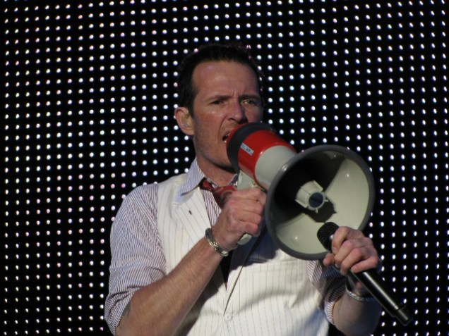 Scott Weiland of Stone Temple Pilots. Photo: ceedub13/ Flickr
