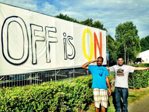Reggae Rajahs at the OFF Festival in Poland in August