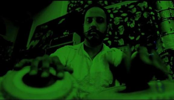 "Narvekar in the video for ""Hate Male""."