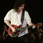 Brian May with Queen + Paul Rodgers in 2005. Photo: Thomas Steffan/Creative Commons Attribution-Share Alike 3.0