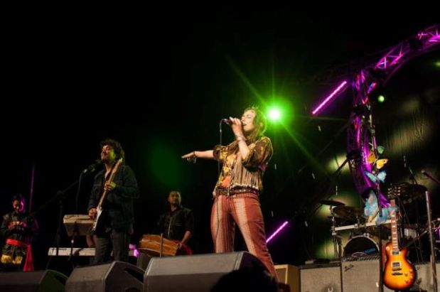 Soulmate at the Mahindra Blues Festival in Mumbai in February. Photo: Prashin Jagger