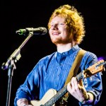 Ed Sheeran's debut India performance | Photo Courtesy Percept Live