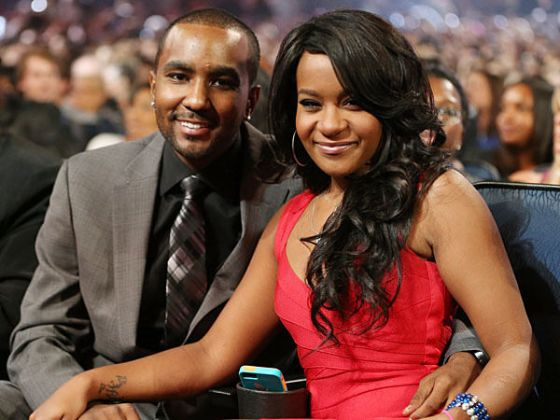Bobbi Kristina Brown and Nick Gordon. Photo courtesy of Maria K./ Creative Commons