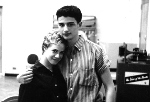 Carole King and Gerry and Gerry Goffin. Photo by Michael Ochs