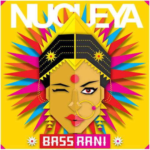 Album art for Bass Rani by Smriti Choudhary/Pinksoda.