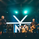 Scottish post-rockers Mogwai weaved ambient wizardy during their headlining act on the first day of Bacardi NH7 Weekender. Photo by Himanshu Rohilla.