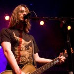 Steven Wilson live with Porcupine Tree at IIT Mood Indigo in Mumbai. Photo: Bobin James