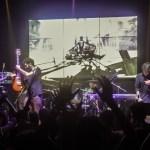 Fake Plastic Friends paid tribute to prog band Porcupine Tree at Hard Rock Cafe, Mumbai. Photo by Bryan Daniel.