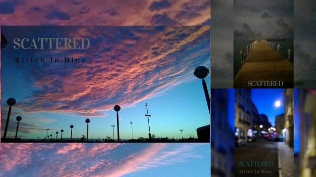 Artwork for 'Scattered' EP comprises photos shot by Gomes. (left) Art for 'New Light', (top right) art for 'Hardly' and (bottom right) art for 'Clean Slate'. Photos: Courtesy of the artist