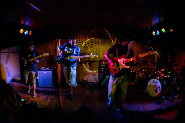 Circle of Fifths performing at Blue Frog Pune in March. Photo: Courtesy of FocusMonk Photography