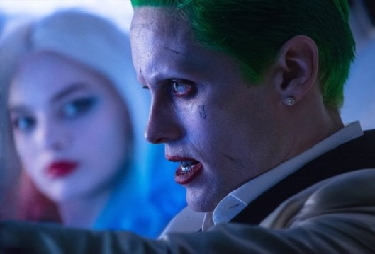 Margot Robbie and Jared Leto in 'Suicide Squad.' Photo: Clay Enos/DC Comics
