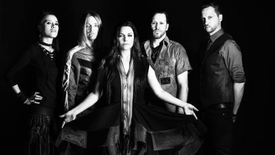 Evanescence will head back on tour this autumn with 16 dates spread across October and November. Photo: Michael Weintrob