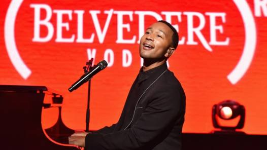 "Grammy-winning singer-songwriter John Legend spoke about writing the delicate song ""Start"" for 'Southside With You.' Photo: Jared Siskin"