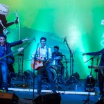 Pune-based quartet After Acoustics perform live at Project Aloft Star.