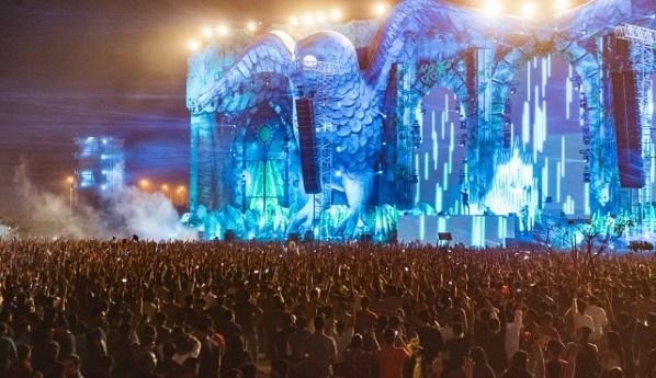 Festival Review: Electric Daisy Carnival, New Delhi