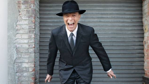 "David Bowie has inspired a new ""singer"" emoji set to appear on the next iPhone update. Photo: Jimmy King"