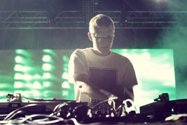 Floating Point's elegantly weaved, genre-hopping, marathon DJ sets are stuff of legend. Photo: Timothee Chambovet