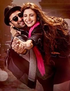 Anushka Sharma and Ranbir Kapoor in 'Ae Dil Hai Mushkil'