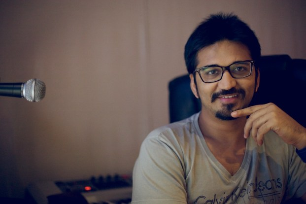 """When they don't get a hit [in the initial days after the music releases] they resort to all sorts of unethicial things,"" says Amit Trivedi. Photo: Courtesy of the artist"