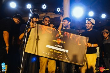 Mumbai Band Smalltalk Emerge Winners at Bandcubator 2017