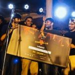 Smalltalk won Bandcubator 2017 and received a prize that included an EP recording deal and