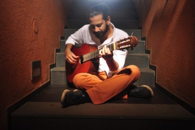 Bhrigu Sahni wants to make his music as true to the spirit of his album as possible. Photo: Courtesy of the artist