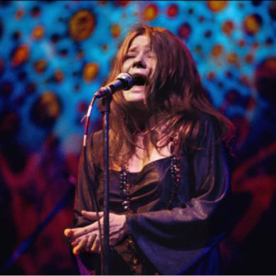 #50GreatestConcerts: Janis Joplin, 1968