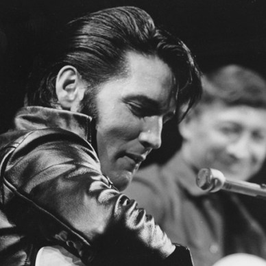 #50GreatestConcerts: Elvis, 1968