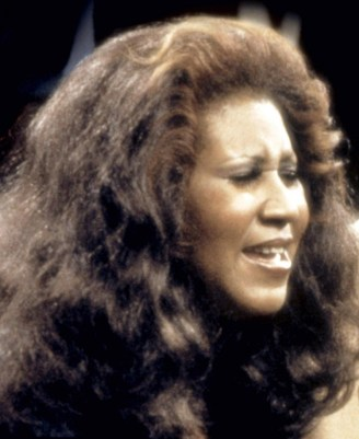 Aretha Franklin. Photo: Everett Collection Inc/Alamy Stock Photo