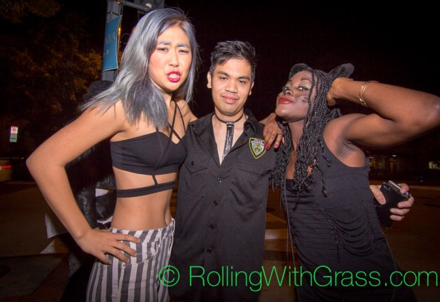Too Sexy on U Street Halloween Grass DC 2014