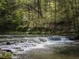 Crockett Falls on Shoal Creek