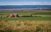 Nova Scotia Grand Pre Landscape