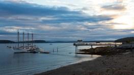 Shore of Bar Harbor