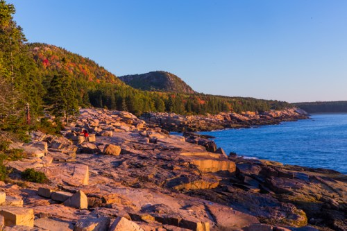otter-cliff-sunrise-3