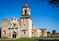 San Antonio - Mission San Jose-9850
