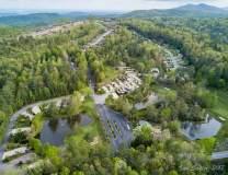 Mountain Falls_drone shot
