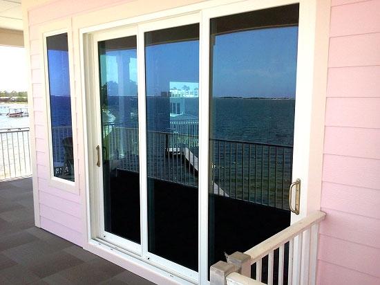 aluminum sliding doors rollshield hurricane protection on Hurricane Proof Sliding Glass Doors id=83357