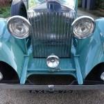 Green Rolls-Royce Worthing