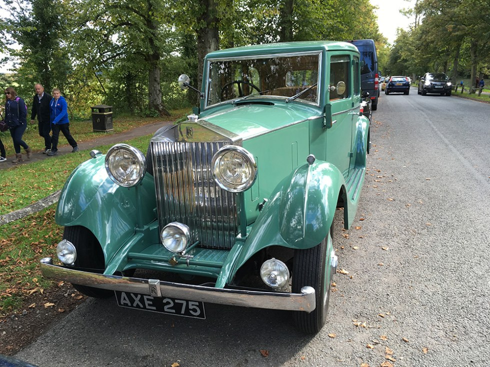 Peabody Green Rolls-Royce in Arundel