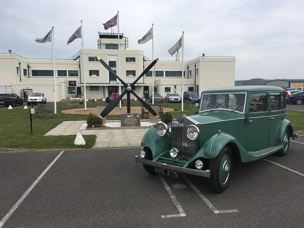 Shoreham-by-Sea, Terminal Building