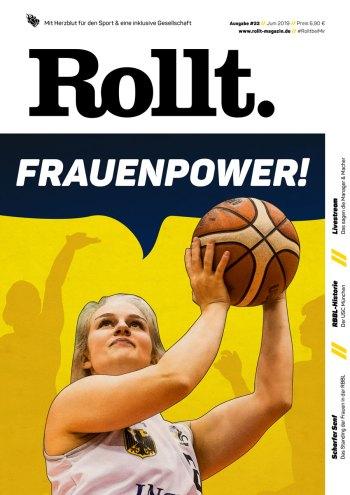 Rollt. Magazin – Ausgabe 22
