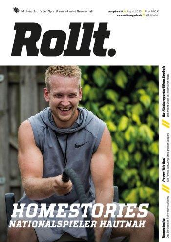 Rollt. Magazin – Ausgabe 26